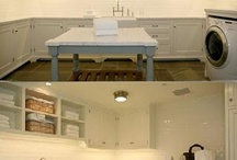 Home ideas: kitchen, laundry, mud