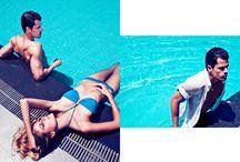 Inspirations, h2o, pool, pose