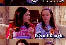 Girlmoreisms and other fantastic television things / by Melanie Terrill
