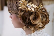 Hair for Amanda's Wedding / by Sarah Graybill