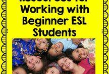 Teaching: ESL