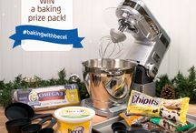 #BakingwithBecel Contest