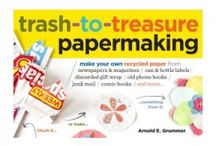 Paper Recycling Activity / Ways of recycling paper