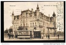 Bucharest after 1900