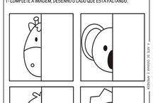 atividades de disgrafia