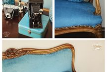 The Vintage Corner / Vintage rentals for weddings and events