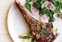 Grilled Meats / These terrific recipes include sticky barbecued beef ribs and tandoori leg of lamb.  / by Food & Wine