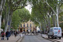 green streets