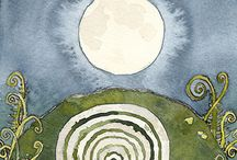 Writing Moon Song / Moon Song is out on 27 Feb 2015. Mystery-romance set in 21st century Cornwall. Isoldé meets Mark, the brother of her dead hero, Celtic folk singer Tristan, they fall in love. At his Cornish home the wild wood folk tell her she must go to the Isles of the Dead find Tristan and the Moon Song … and Mark has to help.