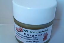 Hands / Organic Remedies Solutions