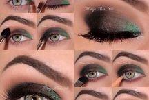Makeup / Juhlameikit