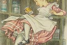 illustrazioni Alice in wonderland