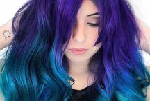pomysły na kolor włosów ❤