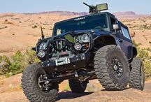 Jeep / by Michelle Sneed