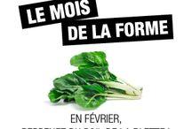 Le mois de la Forme / Retrouvez vos produits Soins & Vitalité du mois de Février !