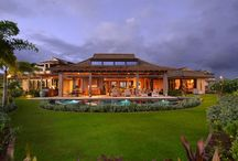 Bali Pavilions on Kauai / Not a single detail was sacrificed in the creation of a peaceful, resort-like lifestyle for the family that resides here. / by Smith Brothers