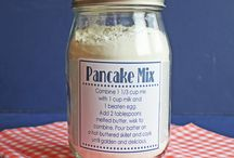 DIY recipes in a Jar