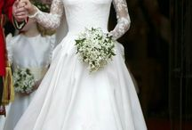 royal wedding dresses / Finding the right dress to walk down the aisle in is the most important decision for any bride. And when the eyes of the whole world are on you, that choice becomes all the more crucial.