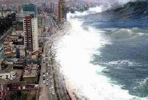 Tsunami - how small we are..