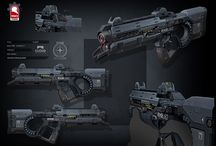концепт оружие