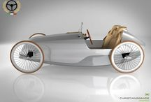 Velomobiles / Velomobiles - only human powered and with electric assistance