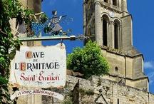 Saint-Emilion / Vignobles et ville de Saint-Emilion