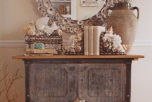Shell Chic / by The Antiques Diva - Toma Clark Haines
