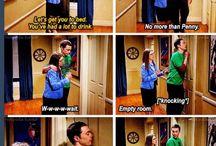 Sheldon i reszta.