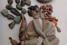 Arte con la pietra
