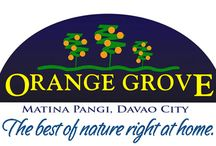 Orange Grove / Country-inspired residential development Pangi, Davao City  32 hectares