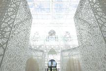 Architecte blanc