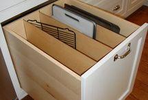 Closets & organization designs / by Whitney Child