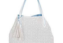"Best White bags for Summer / Unique, feminine and fun ""MUST HAVE"" white totes  from Buco."