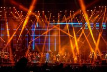 Arijit Singh Live @ Sun National Bank Arena, Trenton, NJ / EVENTEQ provided over 150 channels of audio, over 100 moving lights, over 300 5mm LED panels, projection and production management for Arijit Singh Live @ Sun National Bank Arena
