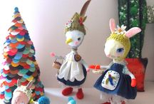 craft: sweet dolls*
