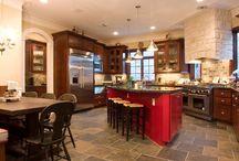 Kitchen  / by Martha Hamilton