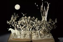 Book Sculpture Inspirations / by June Perkins