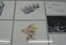 Plastici e Disegni / Maquettes and drawings