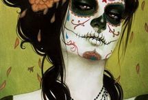 Day of the dead / by Jennifer Presley