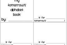Book_Tomorrow's Alphabet