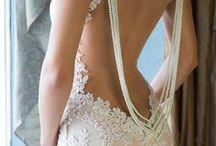 Love this! / weddings, wedding dresses, wedding jewellery, art deco, gatsby inspired