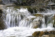 Walking / Pictures of the places we walk, stunning unspoilt spots in southern Catalonia.