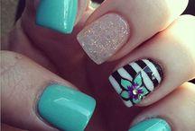 Nails you do 'em