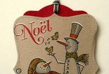 Scrapbooking Noël
