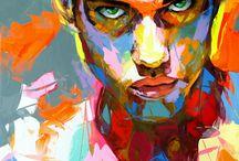 Artwork ideas / by Sonja Olson VanGuilder