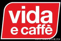 Vida e Caffe 'Life and Coffee' / This board illustrates the lifestyle of Vida e Caffe customers