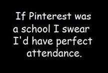 Pinterest Addicts Unite!! / Pinterest is a wonderful thing!!!! I love trying things I find on here!! / by Jamie Thayer