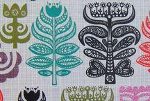 Trees/leaf/Pattern