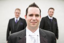 QMP | Weddings - Groom portraits / A selection of my own wedding photography. http://www.millsphotography.co.za