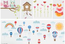 Wall sticker ♥